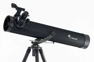 Cristal 800mm Reflector Telescope (was £79.99) now £31.99 reserve and collect instore ARGOS (limited stock so hurry)
