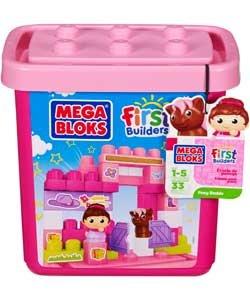Mega Bloks First Builders Pony Stable £8.49 @ Argos