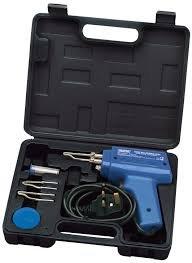 Draper 71420 5-Piece 230-Volt 100-Watt Soldering Gun Kit £16.48 @ ebay / a1plantsales