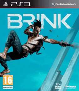 Brink PS3 (preowned) £1.50 delivered from Game