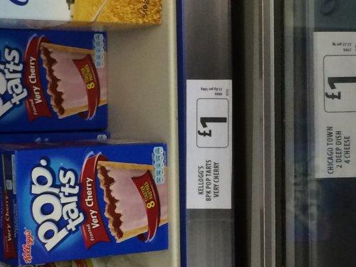 Pop Tarts £1 @ Farmfoods