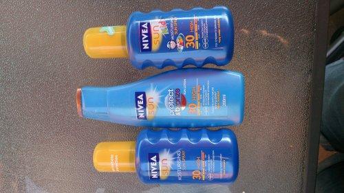 Nivea 1/2 price sun products £3.50 @ co-op
