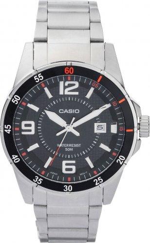 Casio Men's Classic Black Dial Watch - Argos eBay - £18.99