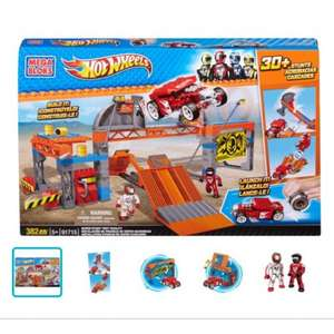 Mega Bloks Hot Wheels Test Facility £16.99 @ Argos instore