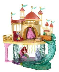 Disney Princess little mermaid castle playset - £19.99 delivered at Amazon