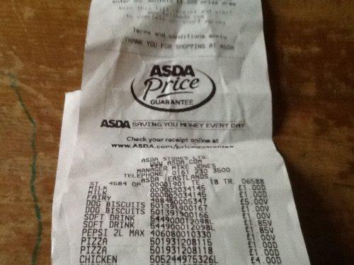 Fairy Dishwasher Tablets Citrus 51 £5.00 @ Asda instore