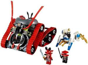 LEGO Ninjago 70504 Garmatron £13 Delivered @ Amazon