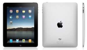 Apple iPad 1st Generation 16GB WiFi Tablet 9.7'' Multi-Touch Screen *Grade A* @ eBay/electric_mania