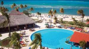 2 weeks all inclusive in Cuba April/May ( hotel on the beach) 4/5 Trip Advisor.
