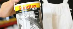 sandtex paint 4 day deal - £14.50 @ Crown decorator centre Swansea