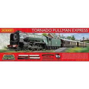 Hornby Tornado Pullman Train Set argos £99.99 (possible £10 voucher as well)