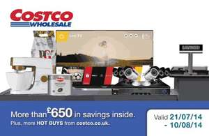 Costco coupon book: 21 July - 10 August 2014 *see post images for details