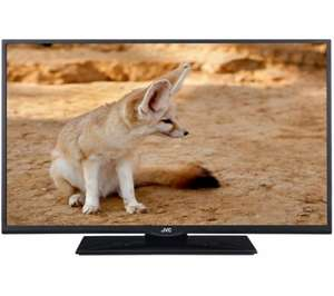 50inch jvc led smart tv from currys ith free delivery. £399.00 online but £549.00 in store