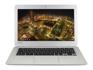 "Toshiba Chromebook 13.3"" Celeron 3955U 1.4GHz, 2GB, 16GB SSD @ Amazon - £199.99"