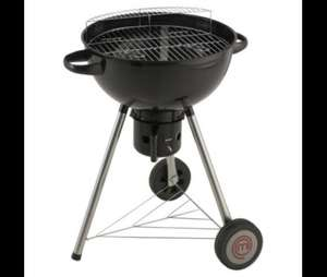 Master Chef 57cm Kettle BBQ + Warming Rack & Ash Catcher £22.50 @ Tesco
