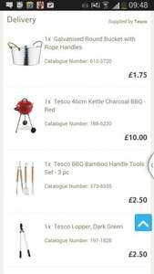 Many Items Half Price Again in the Tesco Big Garden Sale @ Tesco Direct