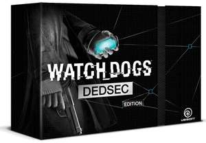 Watch Dogs Dedsec Edition (PS4) £34.99 @ Grainger Games (£35 Instore)
