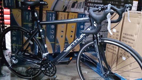 Ventura Vitesse Alloy Road bike - Shimano gears-Costco Thurrock £179.96
