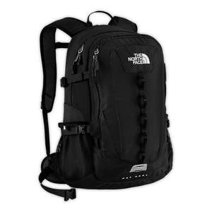 The North Face Hot Shot Backpack	 (Black) - £45.89 delivered (from £84.99) @ Surfdome