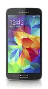 Samsung Galaxy S5 £29.99pm - £84 TCB - 1000 minutes, Unlimited Texts, 1GB 4G data, £Nothing up front for handset + Free Glass Screen Protector - EE  total price £719.76 (£635.76 after cashback)@ P4U