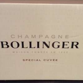 Bollinger champagne £21.75 a bottle when you buy 6 @ Sainsburys