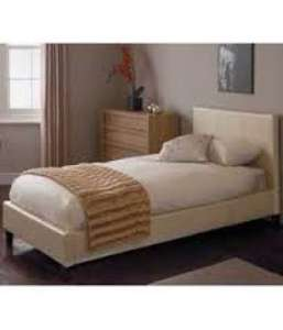 Jenson kingsize bed frame in cream was £687.49 now £59.99 + £8.95 delivery @ Argos