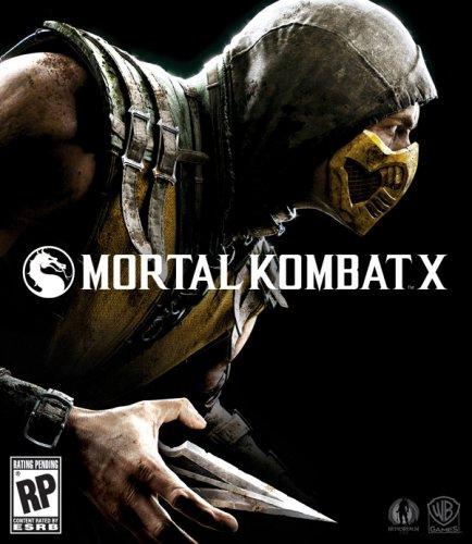 Mortal Kombat X (PS3 Xbox 360) Pre-order Argos £32.99