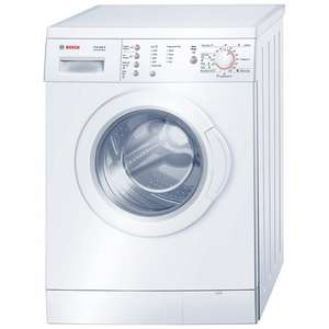 Bosch WAE24167UK Washing Machine, 6kg Load, A+++ Energy Rating, 1200rpm Spin, White at John Lewis (2yr guarantee and free delivery) - £269