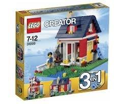 Lego creator cottage £9.99 @ Sainsburys