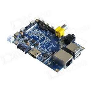 A20 Banana Pi Development Board Module (Similar to Raspberry PI)  - Deep Blue £37.50 at Deal Extreme