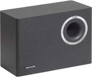 Vibe Optisound TV 5 80W Compact Universal 5 Inch Digital Subwoofer & Amplifier @ Ebay - Trusted Goods £19.99
