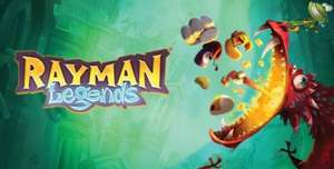 Rayman Legends PS3 - £10 / PS VITA - £12.99 @ Amazon
