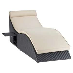Marrakech Folding Sun Lounger was £300 now £75 ( £60 with code below + double up clubcard ) @ Tesco.