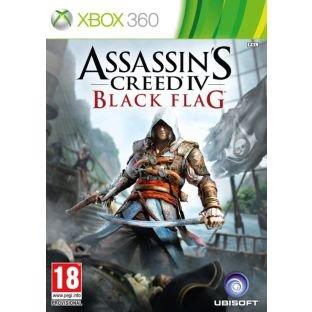Assassin's Creed 4: Black Flag - Xbox 360 Game @ Argos £19.99