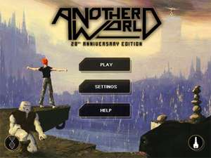 Another World: 20th Anniversary Edition (PC) £1.79 @ GOG