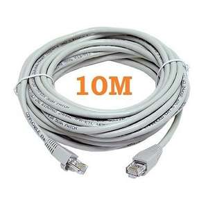 10m CAT5e RJ45 Ethernet Cable for 1.68 from universalgadgets01 on eBay