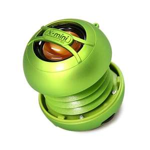 X MINI UNO CAPSULE SPEAKER GREEN £10 @ Maplin