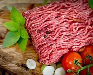 Irish Grass Fed Steak Mince - Westin Gourmet £1 (max 8)  Delivery  £4.95 min spend £20