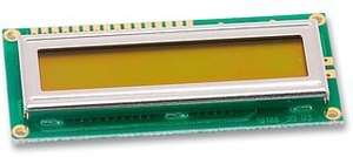 8X2 Alphanumeric LCD Module @ CPC £3.91 plus delivery (free delivery min Spend £6)