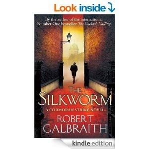 The Silkworm (Cormoran Strike Book 2) - £1.99 on Kindle - Amazon