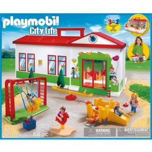 Playmobil Nursery School £12.99 @ Argos