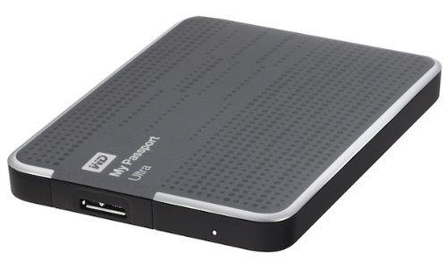 WD My Passport Ultra 2TB USB 3.0 Portable Drive with Auto and Cloud Backup - Titanium (Amazon) - £79