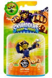 Skylanders Swappable Swap Force Characters 6.99 + free p&p @ GAME.co.uk