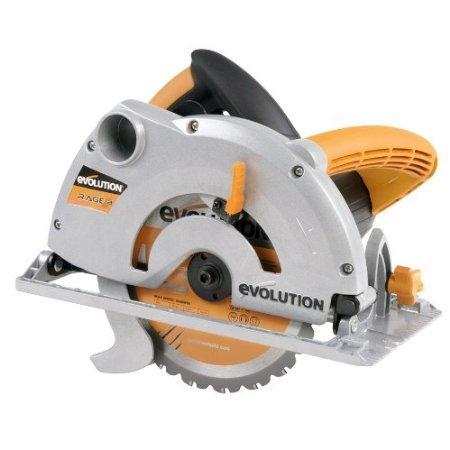 Evolution RAGE-B 230V 185m Multipurpose Circular Saw £39.99 @ Amazon