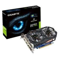 Gigabyte GeForce GTX 750Ti WindForce OC 2048MB GDDR5 PCI-Express Graphics Card + £90 In Game Credit! £106.79 @ Aria PC