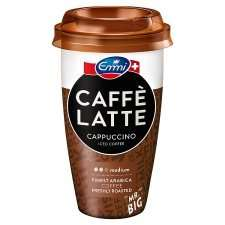 Emmi Caffe Latte Cappuccino 'Mr Big' 370ml £1.50 @ Tesco
