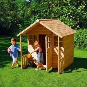 Chad Valley Wooden Playhouse Half Price £74.99 (+8.95 Delivery) @ Argos