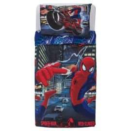 Spiderman Duvet Cover Set Single Half Price £7.00 C&C @ Tesco Direct