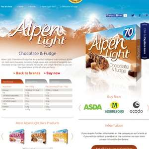 Alpen light 4 pack £1 Poundland