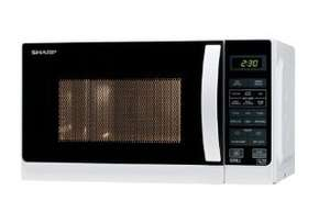 Sharp r662wm Microwave & Grill £49.61 at Amazon